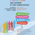 Forum des métiers 2009