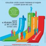 Forum des métiers 2012