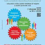 Forum des métiers 2015