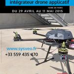 Sysveo, intégrateur drone applicatif