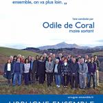 Urrugne ensemble : liste municipale 2014