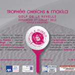 Trophée de golf Cheichs et Makila