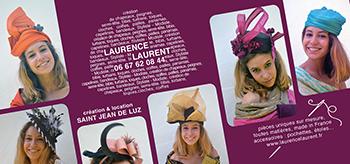 Laurence Laurent, modiste