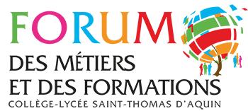 Logo Forum des métiers 2016