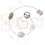Étiquette pour collier Claire Duprez