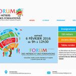Forum des métiers 2016