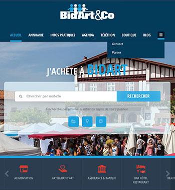 Association des artisans et commerçants de Bidart