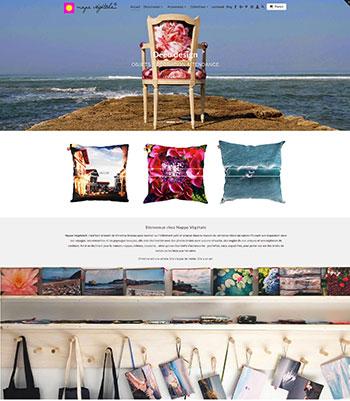 Site internet Nappe Végétale